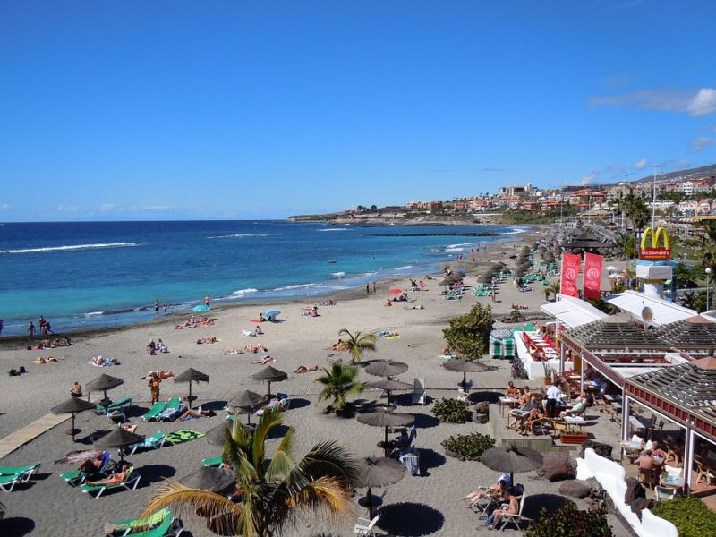 early booking tenerife 2017