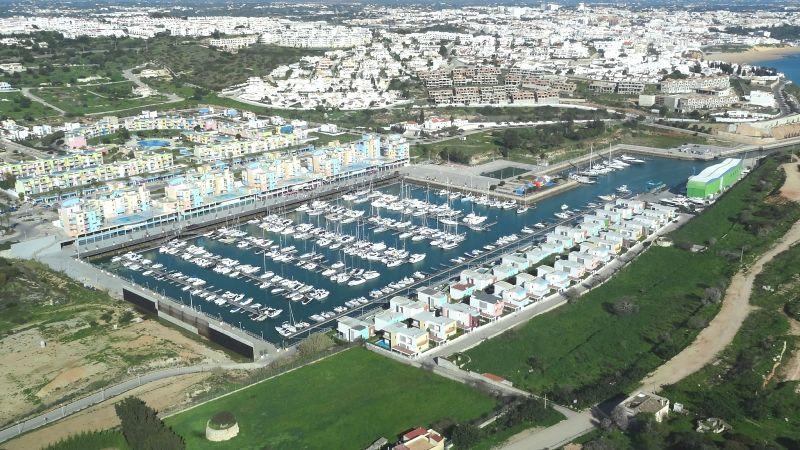 albufeira port marina